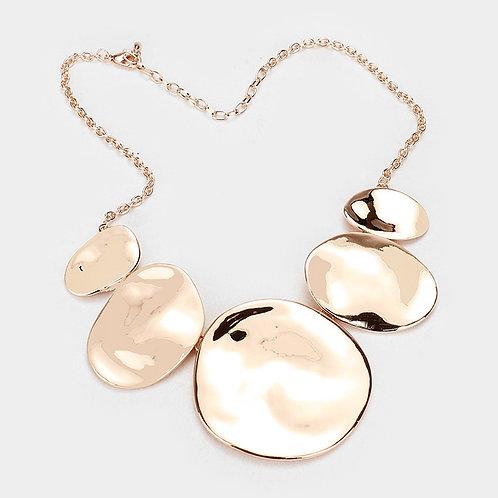 Yuradiche bone necklace