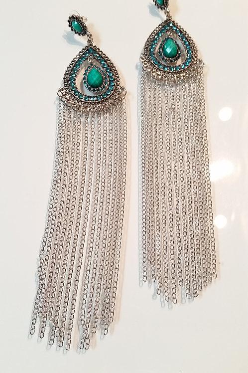 Yuradiche Earrings by Elektra Hair Boutique
