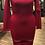 Thumbnail: Mesh bodycon dress