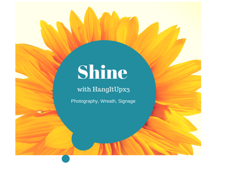 Shine With HangItUpX3