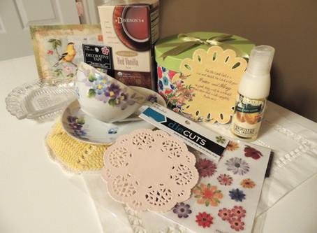 Enchanting Rose Tea Cup & Mug Exchange