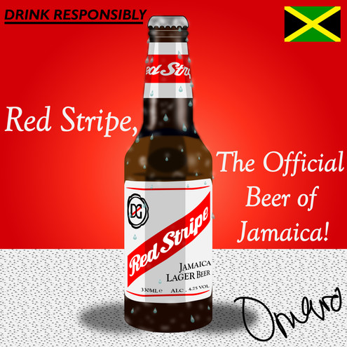 Red Stripe - The Official Beer of Jamaic