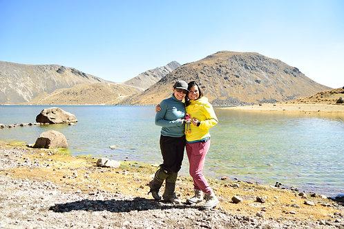 Nevado de Toluca 2 personas