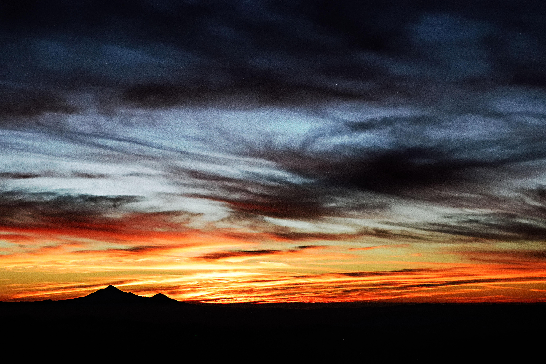 amanecer Pico de Orizaba