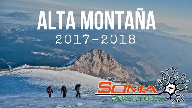 Temporada de senderismo Soma Adventures
