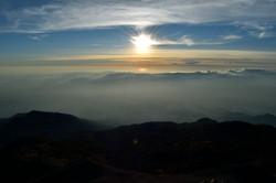Amanecer Nevado de Colima