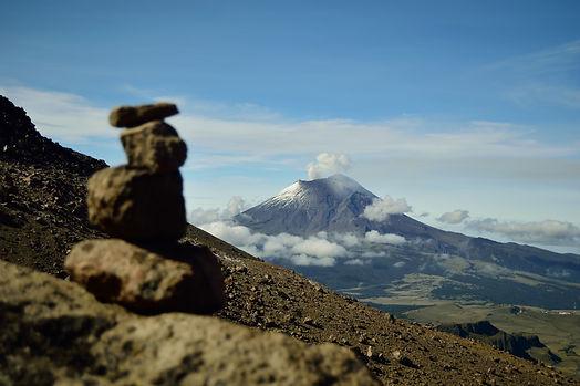 Popocatépetl. Pato. Guías de montaña