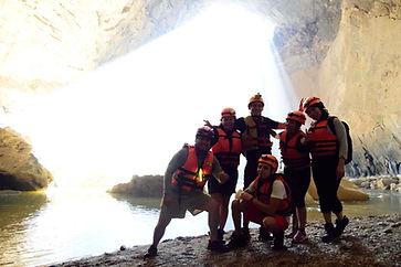 Galería fotográfica de ríos subterráneos