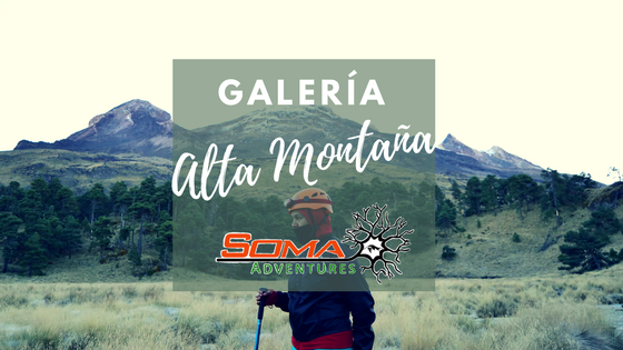 Galería Alta Montaña Soma Adventures