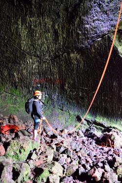 cuevas Xitle