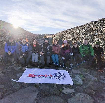 Monte Tlaloc Soma Adventures