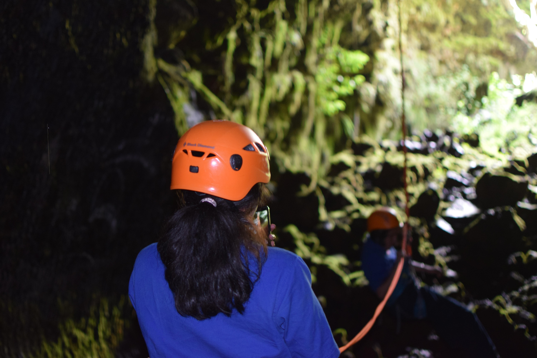 Cuevas del Xitle