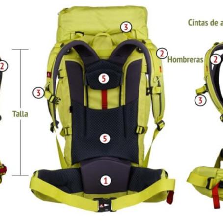 ¿Qué elementos debe tener una buena mochila de campamento?