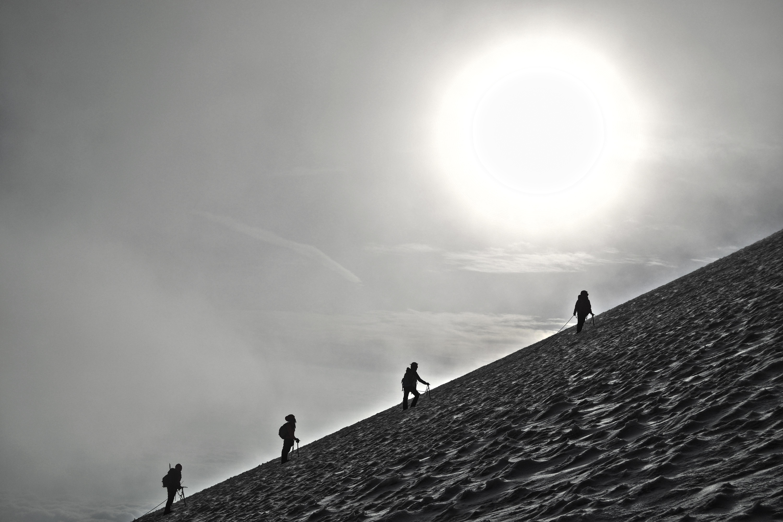 Glaciar Pico de Orizaba