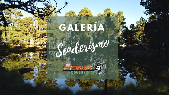 Galería Senderismo Soma Adventures