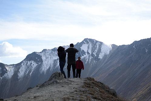 Nevado de Toluca 3 personas (pago a 3 meses)