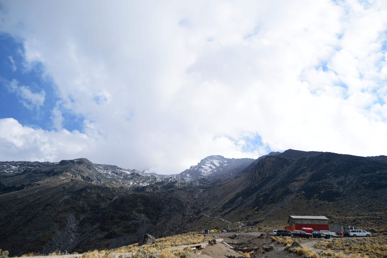 Refugio. Piedra Grande