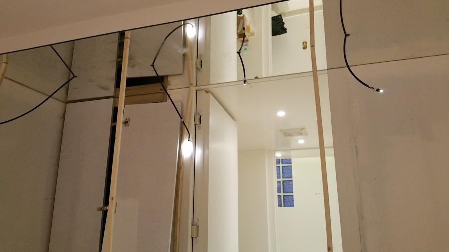 Revêtement Mur Miroir