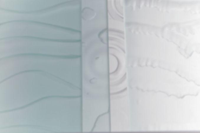 sablage sur verre