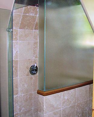 douche sous pente paris