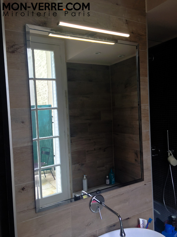 Miroir Salle De Bain Avec Lumière