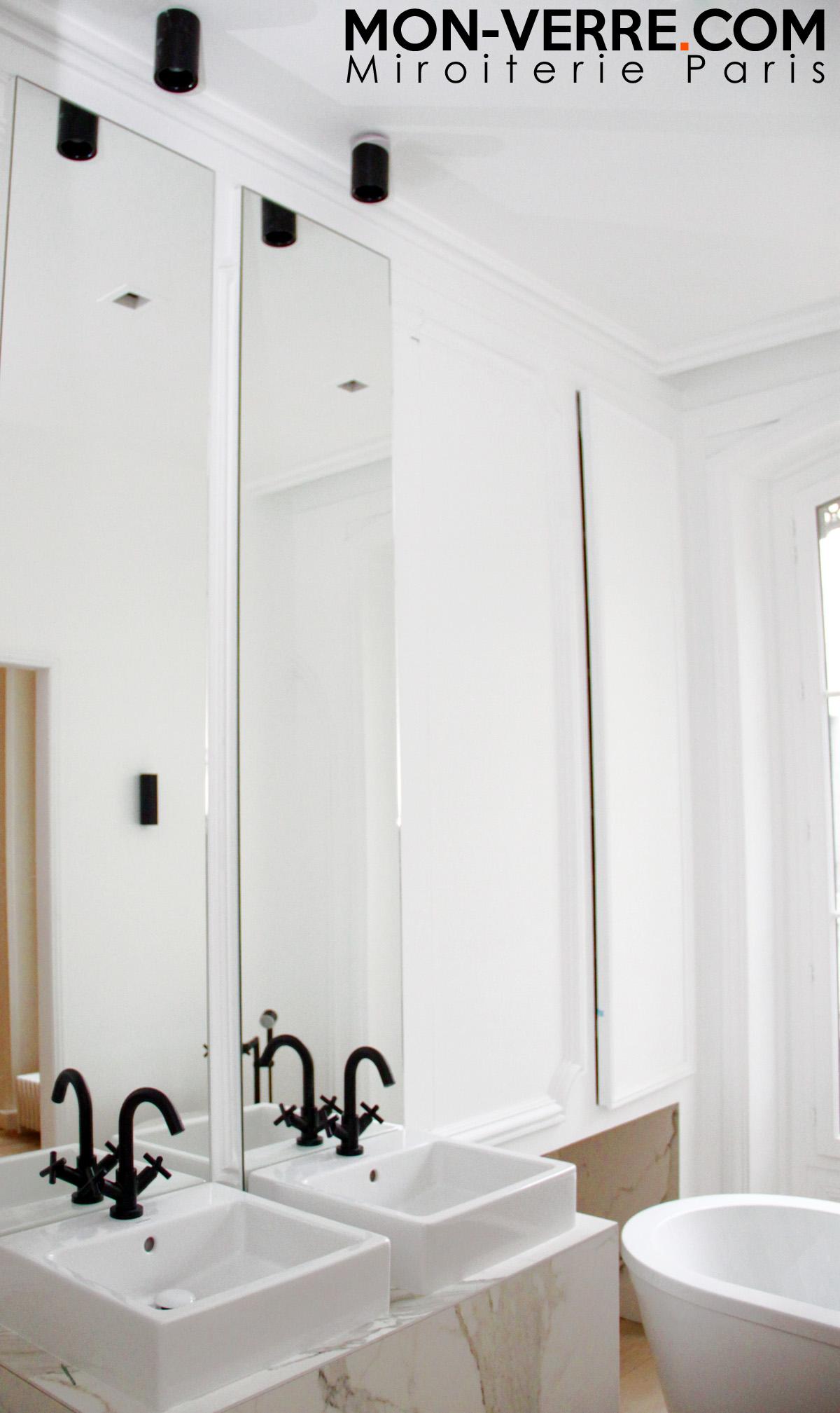 Miroir Salle De Bain Sur Mesure