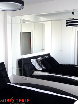 Mur Miroir Sur Mesure