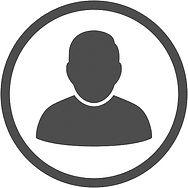 Unknown person icon