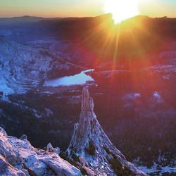 Cathedral summit, Yosemite