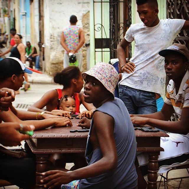Dominos, Havana, Cuba