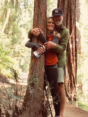 Dana Hayden with girlfriend