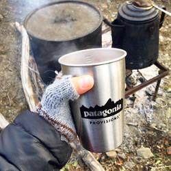 Patagonia Provisions camping, Alaska