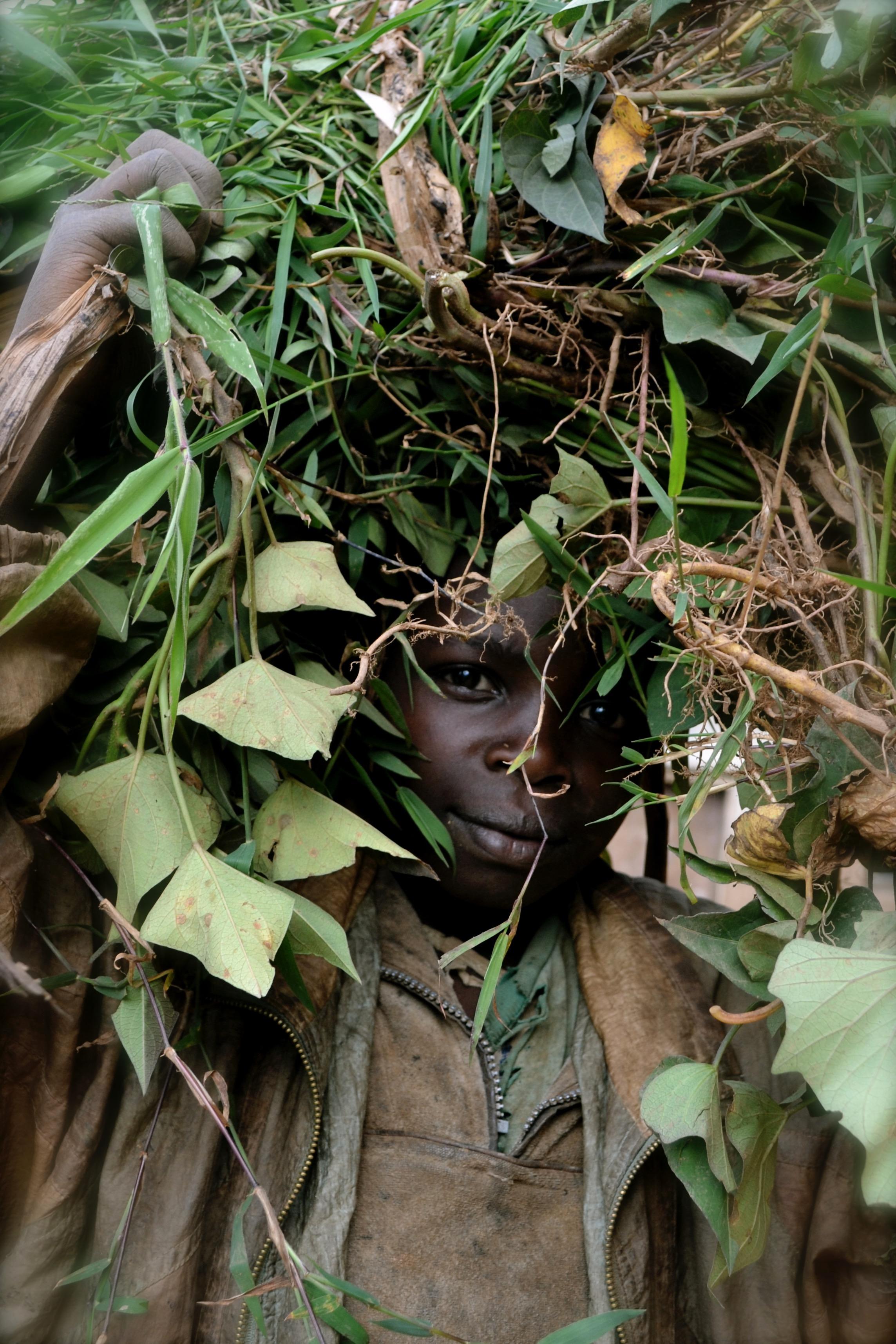 Kageno, Banda Village, Rwanda