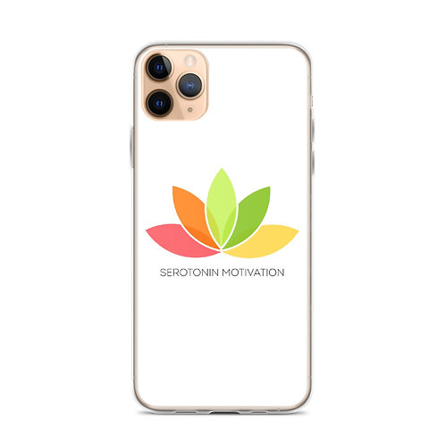 Serotonin Motivation Event iPhone Case All Sizes