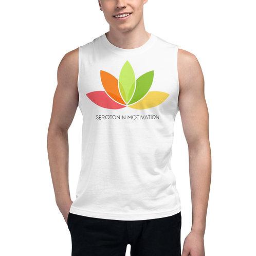 Serotonin Motivation Gym Muscle Shirt