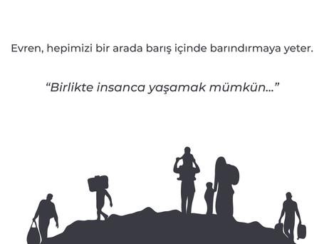20 Haziran Dünya Mülteciler Günü - Yaşamın Kıyısındakiler
