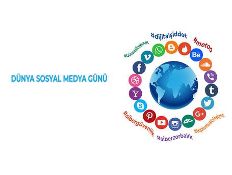 Dünya Sosyal Medya Günü ve Siber Şiddet