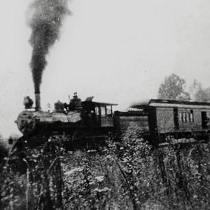 CIRCA 1889, behind the name