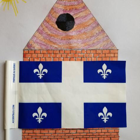 Ophélie Dupuis, Ma maison Québec, avril 2020