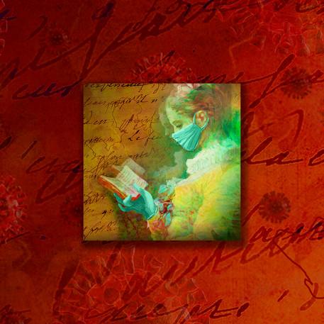 Juli AUBIN, l'amour aux temps du COVID, 14 avril 2020