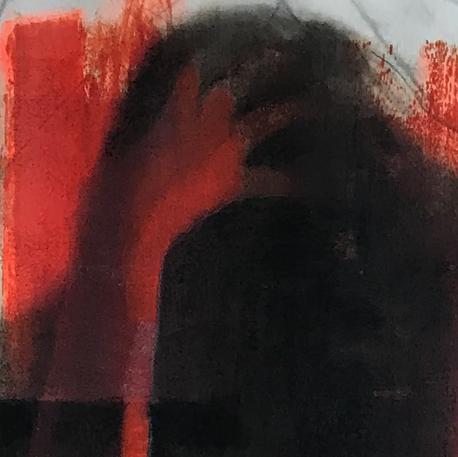 Joann Côté, Les mains rouges, 2019