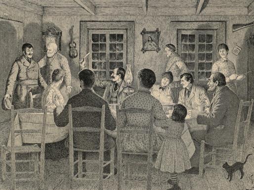 Transhistoricité - ou quand le présent et le passé se rencontrent - spécial famille (thème 17)