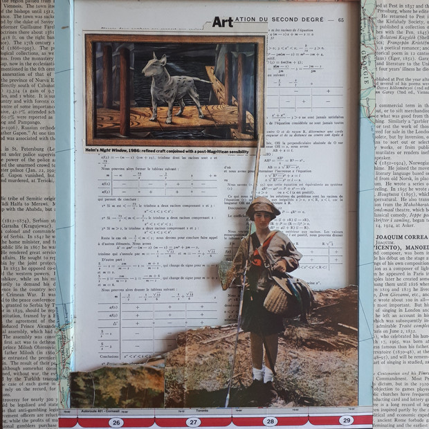 Ann Bilodeau, page  46, volume 2, creating a new artistic identity, 2018