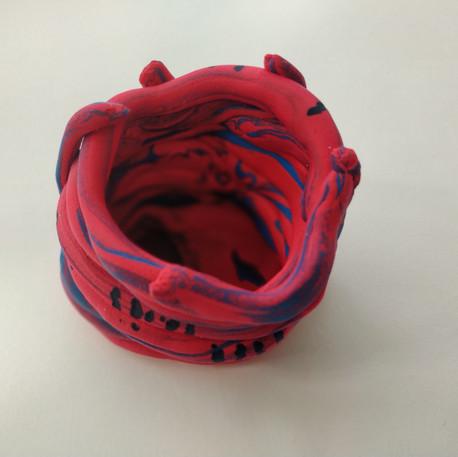 Enfant de la semaine 2 : Sculpture polymère