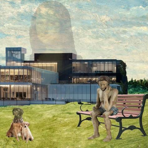 Isaac Pontlevoy, Un musée vivant, non daté