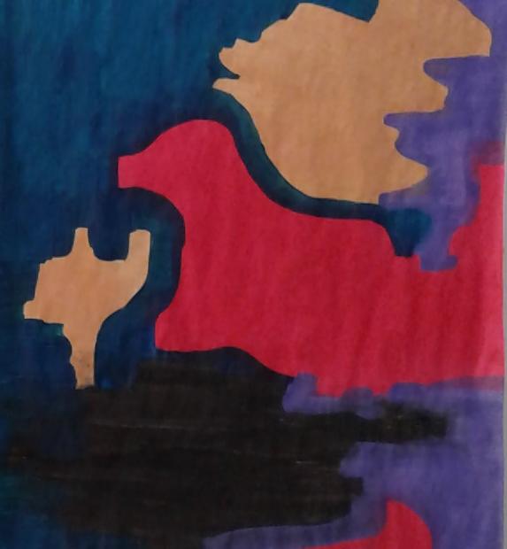 Sylvie Carmichael, Place aux formes, 2020