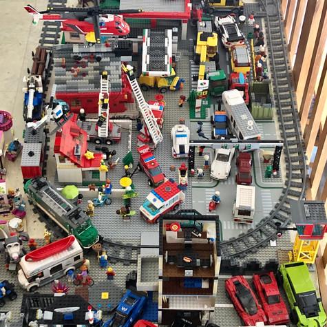 Mathias Branchaud, Ma ville Lego, 2020