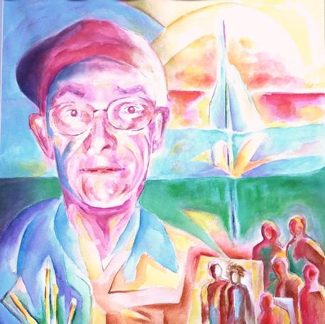 Denis Schneider,Marc Renault 1928-2018, philosophe et poète, 2018