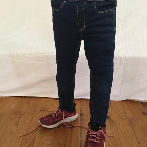 H et L, Jeu-jeans 4, 2020