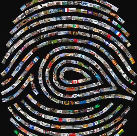 Olivier Pontlevoy, Trace d'identité, Avril 2020